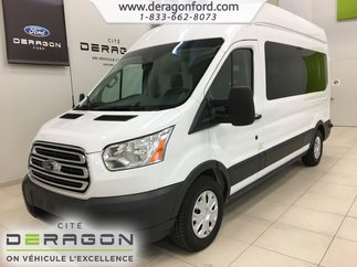 Ford Transit Wagon 350 XL HIGH ROOF 15 PASSAGERS CAM SUSP HEAVY DUTY 2017