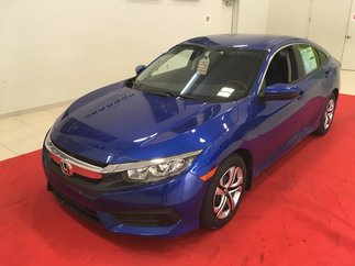 2018 Honda Civic Berline LX  CARPLAY + ANDROID AUTO