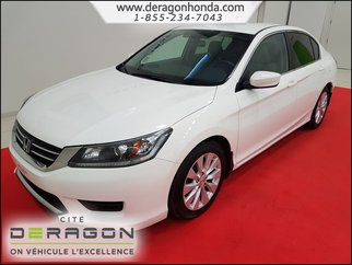 Honda Accord Sedan LX 2.4L + CAMERA DE RECUL + BLUETOOTH 2013