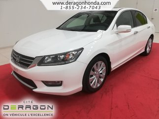 Honda Accord Sedan EX-L + SEULEMENT 61 566 KM + AUCUN ACCIDENT 2013