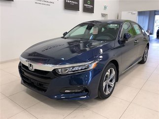 Honda Accord Sedan EX-L 1.5L TURBO 192 CH + HONDA SENSING + MAGS 17PO 2018
