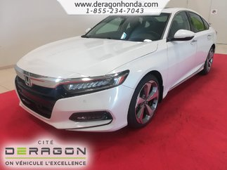 Honda Accord Sedan TOURING 1.5L TURBO 192CH + MAGS 19 PO 2018