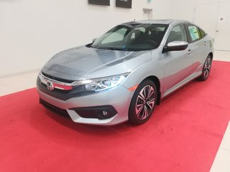2018 Honda Civic Berline EX-T 1.5L TURBO 174CH + ROUES 17PO