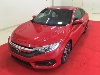 Honda Civic Coupe EX-T 1.5L TURBO 174CH + ROUES 17PO 2018