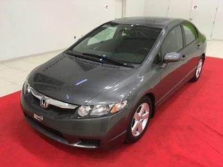 2010 Honda Civic Sdn SPORT + MANUELLE + AUCUN ACCIDENT RAPPORTE