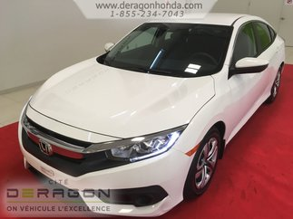 2016 Honda Civic Sedan LX + HONDA SENSING + AUCUN DOMMAGE