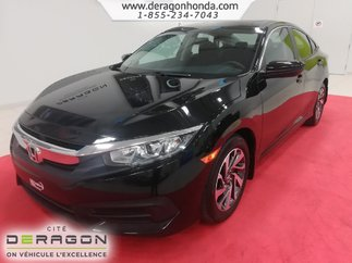 2016 Honda Civic Sedan EX + GARANTIE PROLONGEE + AUCUN ACCIDENT