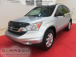 2010 Honda CR-V LX + TRES BAS KILOMETRAGE + AUCUN ACCIDENT