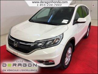 Honda CR-V EX 2.4L 4 ROUES MOTRICES + BLUETOOTH + BAS KILO 2015