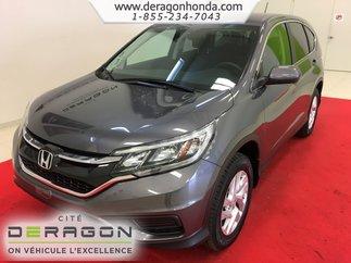 Honda CR-V SE + UN PROPRIO + JAMAIS ACCIDENTE 2015