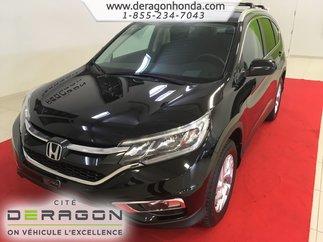 2015 Honda CR-V EX + AWD + JAMAIS ENDOMMAGE