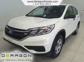 2015 Honda CR-V LX+DEMARREUR+BAS KILOS.+AIR CLIMATISE+CAMERA