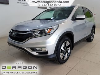 2016 Honda CR-V Touring+TOIT OUVRANT+AWD+NAVIGATION+CUIR