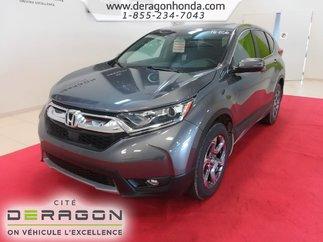 Honda CR-V EX-L 4 ROUES MOTRICES 1.5L TURBO 190 CH CVT 2018