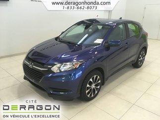 2017 Honda HR-V LX + SEULEMENT 24 082 KM + GARANTIE PROLONGEE