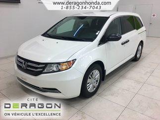 Honda Odyssey LX + CAMÉRA DE RECUL + BLUETOOTH 2014