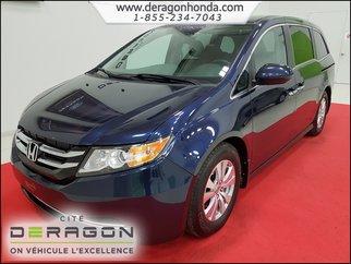 Honda Odyssey EX RES 3.5L + SYSTEME DIVERTISSEMENT + BLUETOOTH 2015