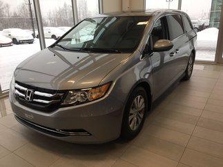Honda Odyssey EX-L-5500$ DE RABAIS!!!-CUIR-8 PLACES-GPS-TOIT 2017