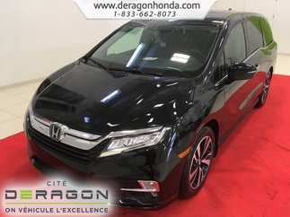 2019 Honda Odyssey TOURING 8 PASSAGERS, 10 VITESSES, 3.5L 280 CH