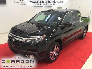 Honda Ridgeline EX-L SEULEMENT 40701 KM + AUCUN ACCIDENT 2017