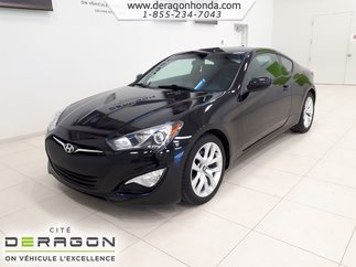 2014 Hyundai Genesis COUPE + TURBO + BAS KILO.+ BLUETOOTH + AIR CLIM