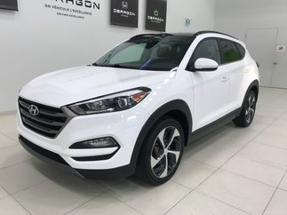 2016 Hyundai Tucson LIMITED AWD NAV TOIT CAMERA ROUES 19