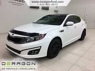 Kia Optima SX TURBO NAV CUIR TOIT PANO CAMERA SIEGES VENTILES 2014