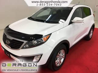 2011 Kia Sportage LX + JAMAIS ACCIDENTE +BLUETOOTH