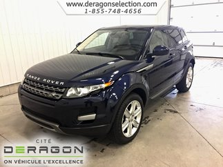 2015 Land Rover Range Rover Evoque PURE PLUS CERTIFIED 6 YEARS 160000KM