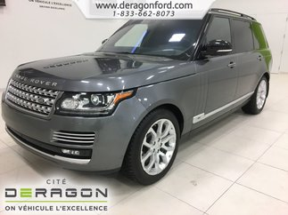 Land Rover Range Rover 5.0L V8 SUPERCHARGED AUTOBIOGRAPHY LWB ROUES 21