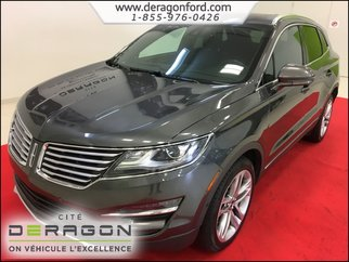 Lincoln MKC RESERVE TECH PACK NAV - CUIR - TOIT PANO - AWD 2017