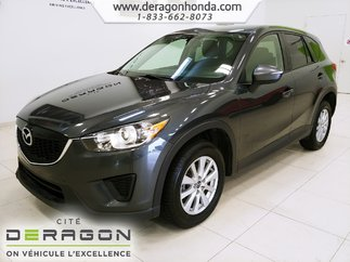 Mazda CX-5 GX+REGULATEUR DE VITESSE+ACCES SANS CLEF+BLUETOOTH 2015