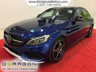 Mercedes-Benz C-Class C43 AMG + PREMIUM PACK + INTELLIGENT DRIVE PACK 2018