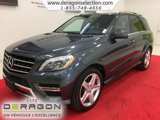 2014 Mercedes-Benz M-Class ML350 + BlueTEC + PREMIUM PACK + SPORT PACKAGE