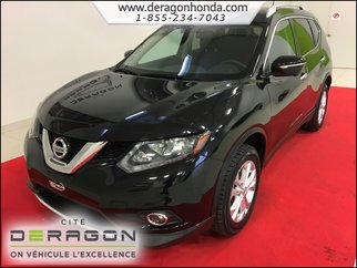 2015 Nissan Rogue SV 2.5L 7 PASSAGERS 4 ROUES MOTRICES + AIR CLIM