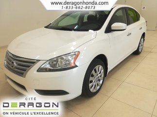 2014 Nissan Sentra SL+AIR CLIMATISE+BLUETOOTH+REGULATEUR DE VITESSE