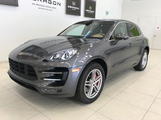 2015 Porsche Macan TURBO AIR SUSPENSION BOSE TOIT PANO NAV CAMERA
