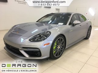 Porsche Panamera TURBO S E-HYBRID PREMIUM PACK PLUS  ASSIST PACK 2018
