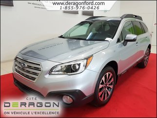 2015 Subaru Outback LIMITED CUIR TOIT OUVRANT NAVIGATION CAMERA