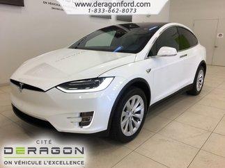 2018 Tesla Model X 75D CLIMAT GLACIAL CHARGEMENT A HAUTE AMPERAGE