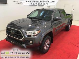 Toyota Tacoma SR5+ATTACHE REMORQUE+CARÉRA DE RECUL+ 4X4+MAGS 2018