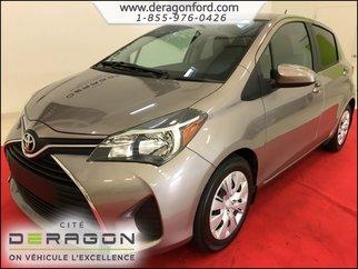 Toyota Yaris LE AUTOMATIQUE AIR CLIMATISÉ GR. ELECT 2015