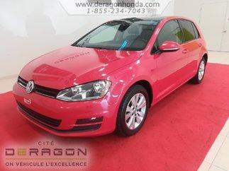 Volkswagen Golf 1.8 TSI COMFORTLINE + UN PROPRIIO + AUCUN ACCIDENT 2015