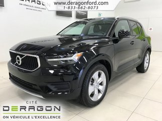 2019 Volvo XC40 T5 AWD MOMENTUM CAMERA ROUES 18