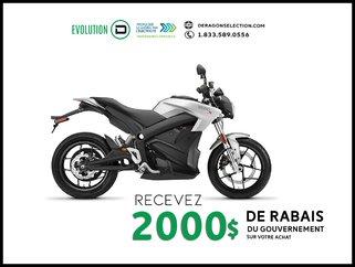 2018 ZEROMOTORCYCLES S ZF13.0