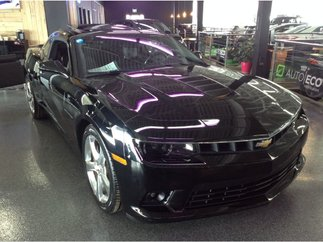 Chevrolet Camaro 2SS toit ouvrant cuir mags 2014