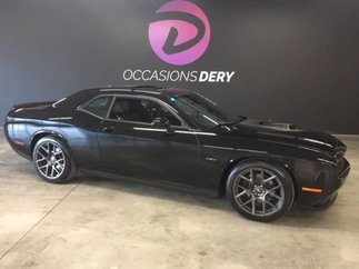 Dodge Challenger RT édition Shaker comme neuf 2017
