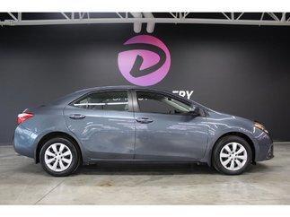 Toyota Corolla LE avec 1 propriétaire ! 2015