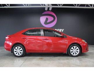 Toyota Corolla S 1 propriétaire dossier complet des entretiens! 2015