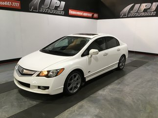 2011 Acura CSX TECH PACK-*CUIR-TOIT-SIEGE CHUFFANTS-